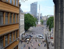 Riga – Freiheitsdenkmal Webcam Live
