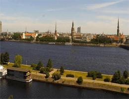 Riga – Panorama Webcam Live