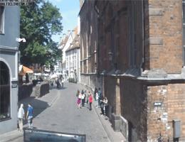 Riga – St. Johanniskirche (Skārņu-Straße) Webcam Live