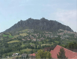 San Marino – Monte Titano Webcam Live