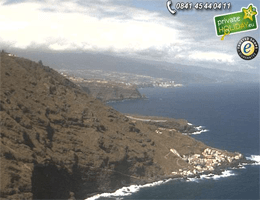 Teneriffa – Nordküste Webcam Live