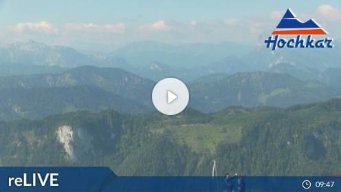 Göstling – Hochkarbahn Bergstation Webcam Live