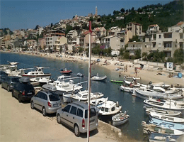 Igrane – Panorama Webcam Live