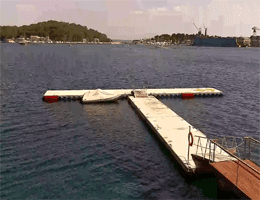 Mali Lošinj – European Coastal Airlines Webcam Live
