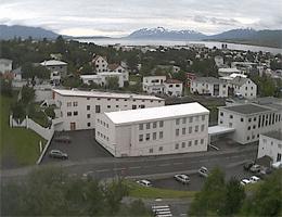 Akureyri Panorama Webcam Live