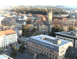Bayreuth Panorama Webcam Live