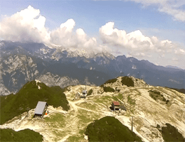 Bohinj – Skigebiet Vogel-Triglav Webcam Live