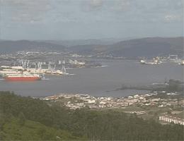 Ría de Ferrol Webcam Live