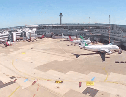 Flughafen Düsseldorf International (DUS) Webcam Live