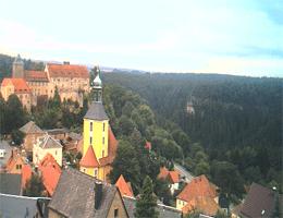 Hohnstein – Burg Hohenstein Webcam Live