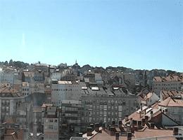 Lalín – Blick über Lalín Webcam Live