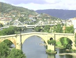 Ourense – Ponte Romana de Ourense Webcam Live