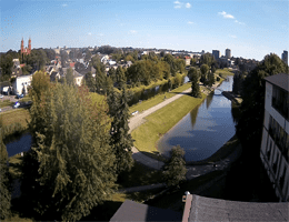 Panevėžys – Senvagė Webcam Live