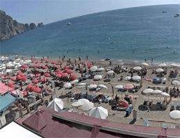 Alanya Kleopatra Beach Webcam Live