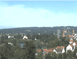 Aschaffenburg Panorama Webcam Live