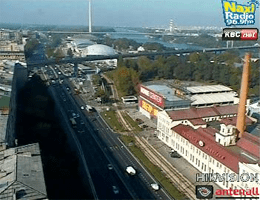 Belgrad Belgrade Fair Webcam Live