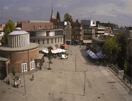 Delmenhorst Rathausplatz Webcam Live