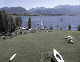 Dietringen Forggensee Yachtschule Webcam Live