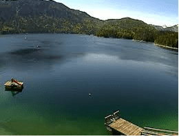 Eibsee Webcam Live