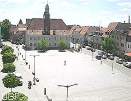Finsterwalde Marktplatz Webcam Live