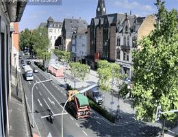 Friedberg (Hessen) – Kaiserstraße Mitte Webcam Live