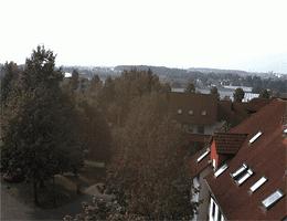 Friedrichshafen – Blick über Friedrichshafen Webcam Live