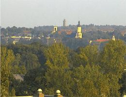 Glauchau – Blick Richtung Oberstadt Webcam Live