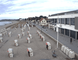 Grömitz Strand und Promenade Webcam Live