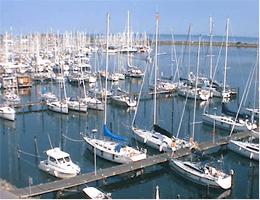 Heiligenhafen: Yachthafen Webcam Live