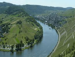 Kröv – Panorama Webcam Live