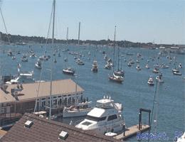 Newport (Rhode Island) Harbor Webcam Live