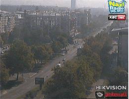 Novi Beograd Kružni tok Webcam Live