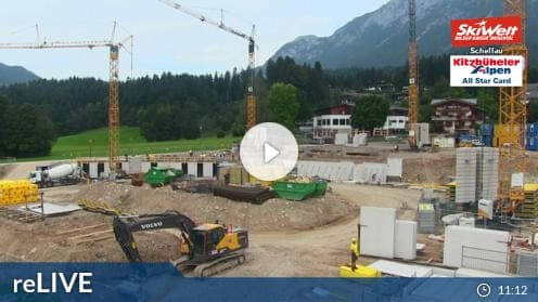 Scheffau am Wilden Kaiser – Hotel Kaiser Webcam Live
