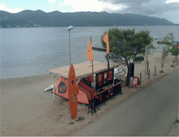 Viganj: Windsurf – Strand Webcam Live