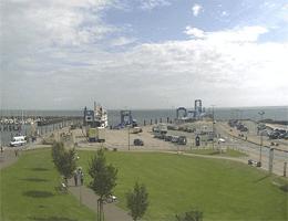 Wyk auf Föhr – Fähranleger Wyk Webcam Live