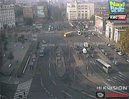 Belgrad Hauptbahnhof Webcam Live