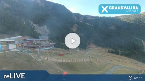 Canillo – El Forn Webcam Live