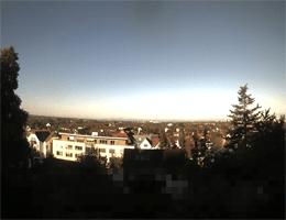 Heidelberg Rheintalblick Webcam Live