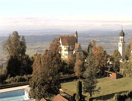 Heiligenberg – Blick Richtung Bodensee Webcam Live