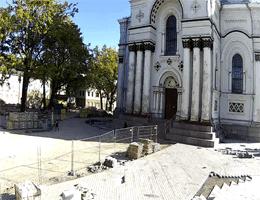Kaunas – Kirche des Erzengels Michael Webcam Live