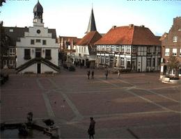Lingen (Ems) – Historisches Rathaus Webcam Live
