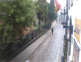 Riga – Enge Straße Webcam Live