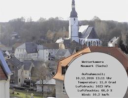 Neumark (Vogtland) Wettercam Live