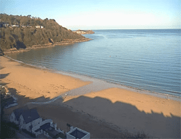 Carbis Bay Beach Webcam Live