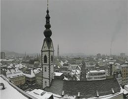 Klagenfurt am Wörthersee – Domplatz Webcam Live