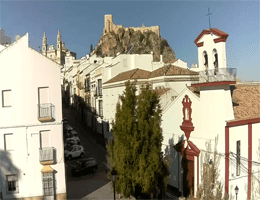 Olvera (Cadiz) Webcam Live