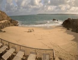 St Ives – Porthgwidden Beach Webcam Live