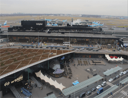 Flughafen Amsterdam Schiphol Webcam Live