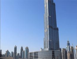 Dubai – The Address Dubai Mall Webcam Live