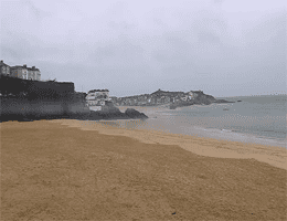 St Ives Porthminster Beach Webcam Live
